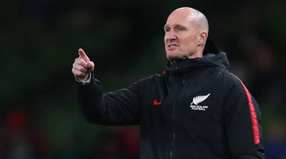 All Whites lose out on Wembley date