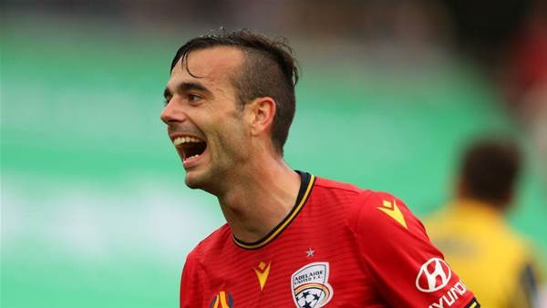 Official: Adelaide A-League star seals European move