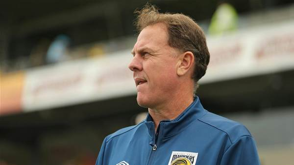 Stajcic eyeing consistency from Mariners