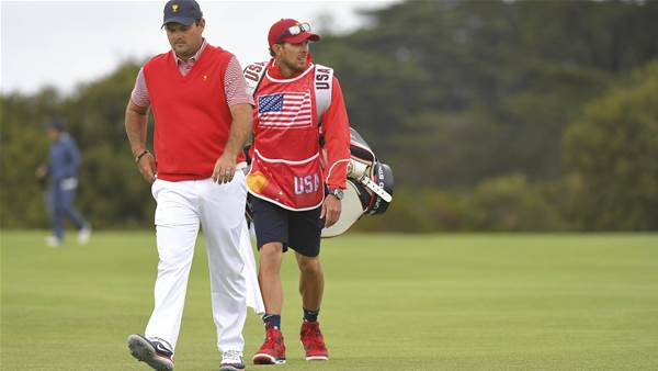 Patrick Reed – golf's Jekyll & Hyde