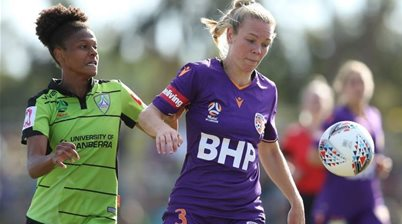 Canberra United v Perth Glory Player Ratings