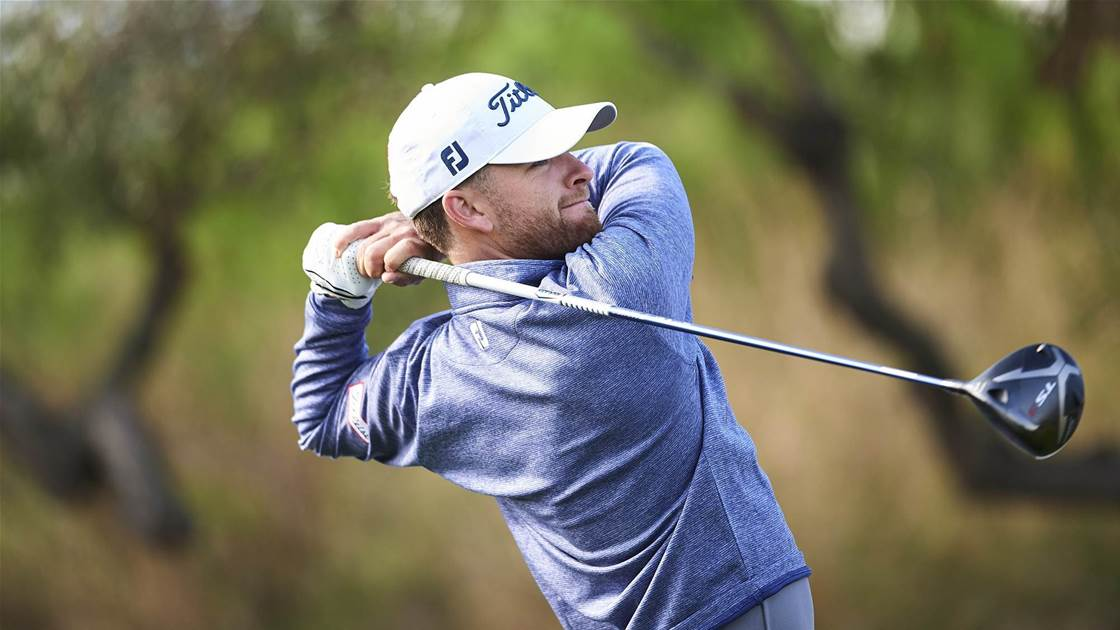 NSW Open only the beginning for Windred
