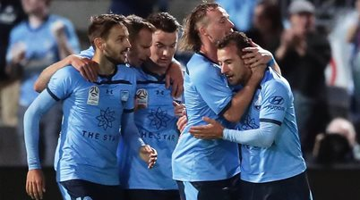 Barbarouses gives Sydney FC A-League win