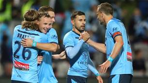 Sydney resolute 'it's pointless preparing like Victory' for City crunch match