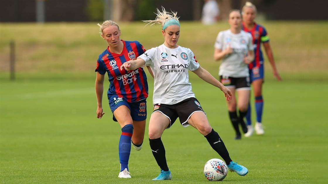 'This weekend we'll be at full strength' – Ellie Carpenter confident of City growth as reinforcements arrive