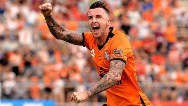 Striker says comeback win 'huge' for Roar