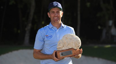 Todd holds nerve for successive PGA Tour victory