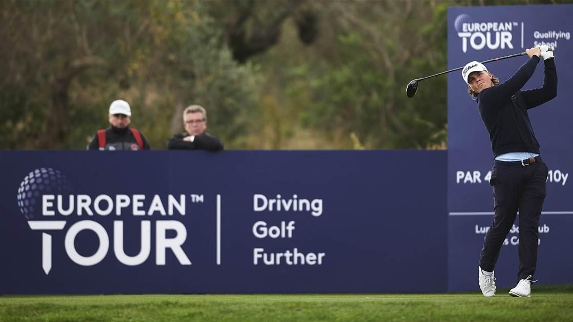 Jake McLeod wins back European Tour card