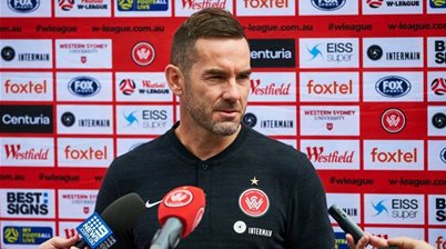 'The girls tell me if it's not working': The 'tight unit' behind Western Sydney Wanderers' success