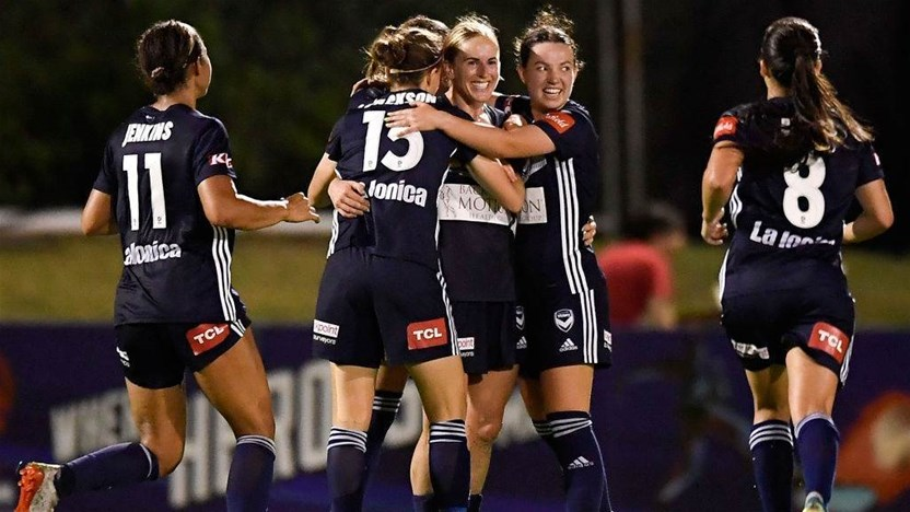 Victory hoping Asian thrashings make them 'a better team'