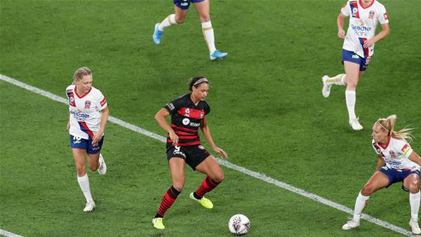 W-League's biggest import lashes out at 'VAR inequality'