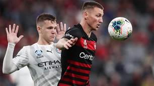 Western Sydney Wanderers vs Melbourne City: Player Ratings