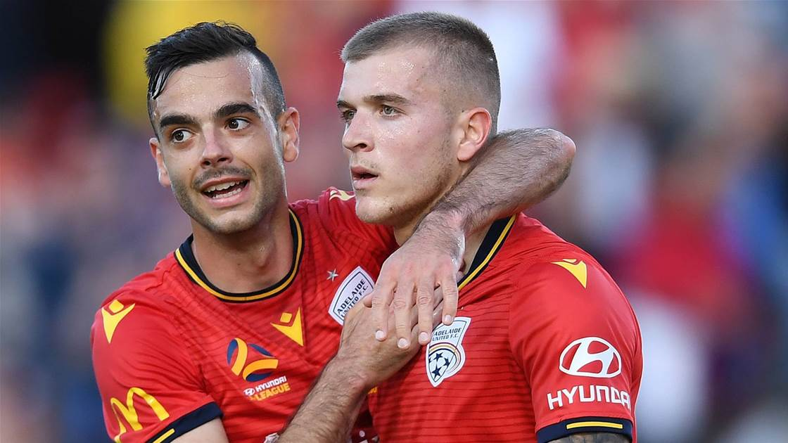 A-League star tells Adelaide he wants to leave to Europe