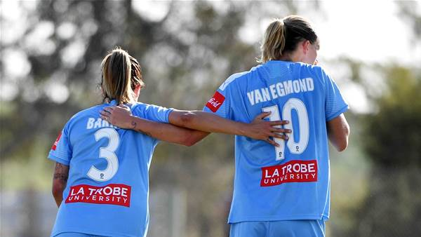 'Rome wasn't built in a day': Melbourne City's unconvincing W-League empire