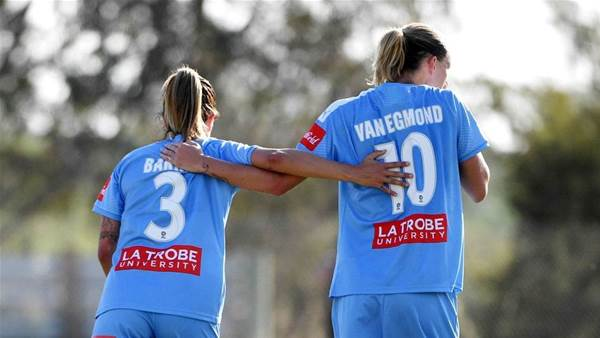 Canberra United v Melbourne City Player Ratings