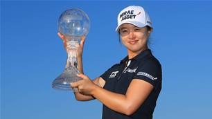 Kim snares richest prize in women's golf
