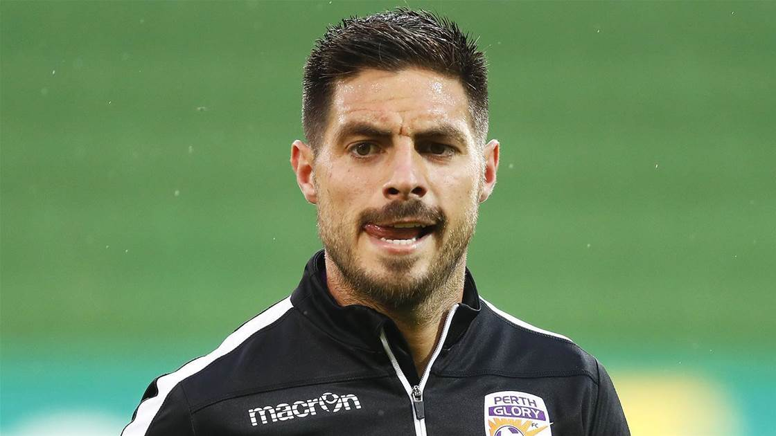 Glory duo have no beef with Melbourne City
