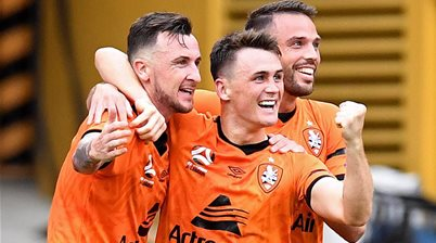 Fowler taking Roar striker out of his comfort zone