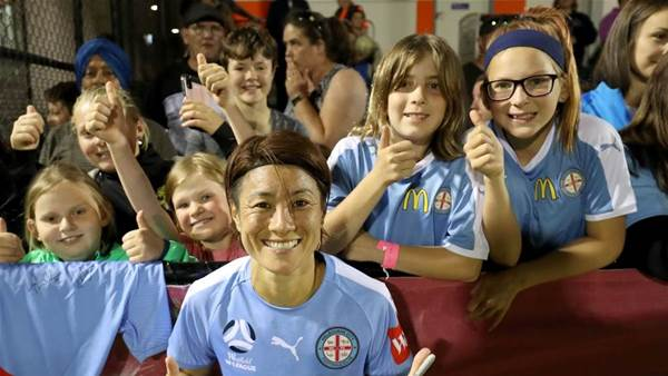 Another former Matilda claims 'FFA could do so much more to increase crowds'