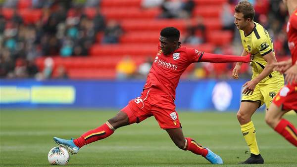 Adelaide United lock in young gun Toure