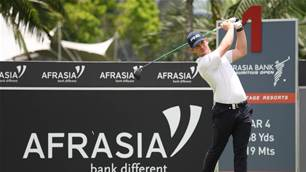 Five players share Mauritius Open lead