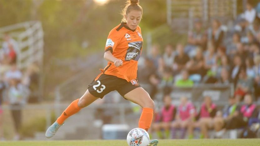 Young Matildas prodigy signs for Italian giants