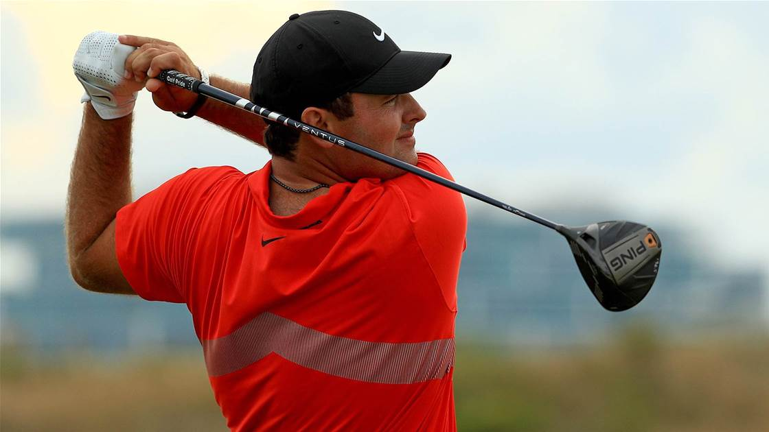 Reed grabs World Challenge lead as Tiger goes low