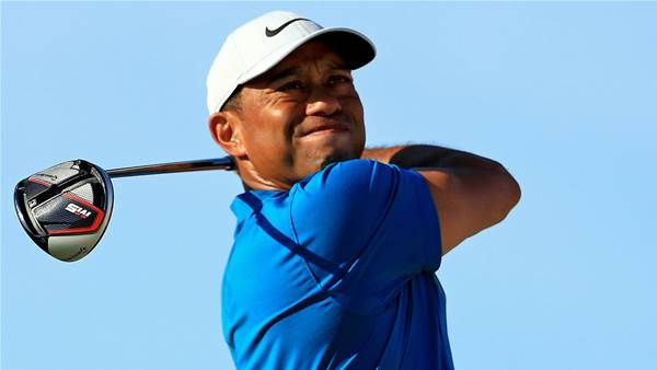 Woods brings X-factor to Presidents Cup
