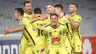 Player ratings: Wellington Phoenix v Western Sydney Wanderers