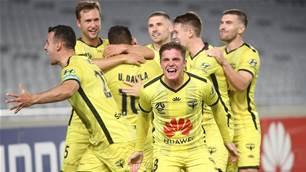 Player ratings: Wellington Phoenix v Western Sydney Wanderers