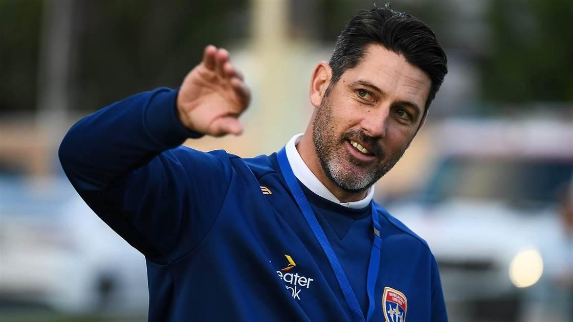 Interim Jets coach puts players on notice