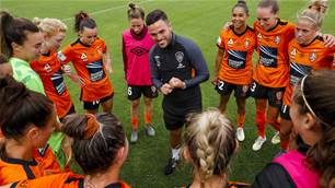 Roar's W-League gaffer turned down men's roles to stay in 'enjoyable environment'
