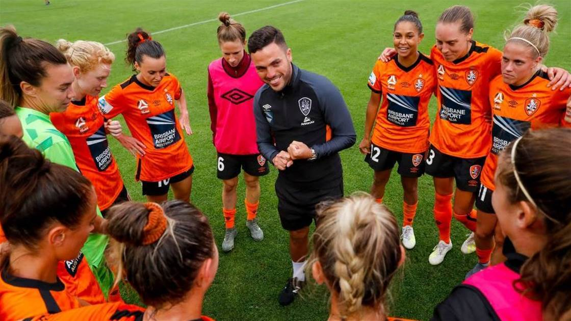 'Contracts that enable them to live': The W-League's role is 'developing Matildas'...for now