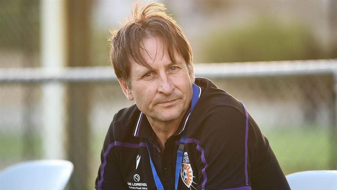 Despotovski quits as Glory W-League coach