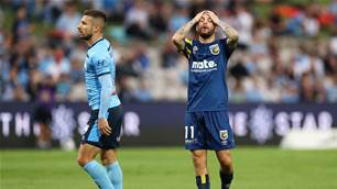 'It's probably even worse for us': Mariners wary of smarting Sydney