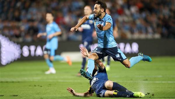 Three thoughts from Sydney vs Central Coast Mariners
