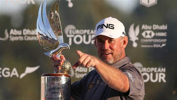 Victorious Westwood sets sights on 11th Ryder Cup