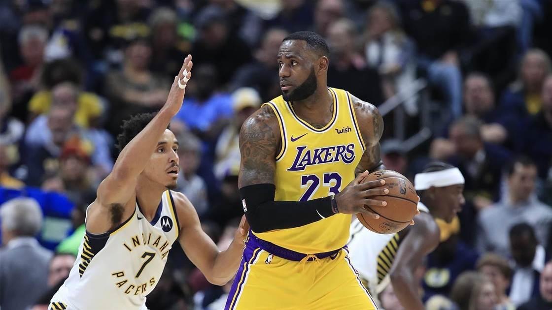 NBA Power Rankings #8