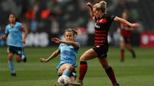 W-League's first red sinister for dog-legged Wanderers