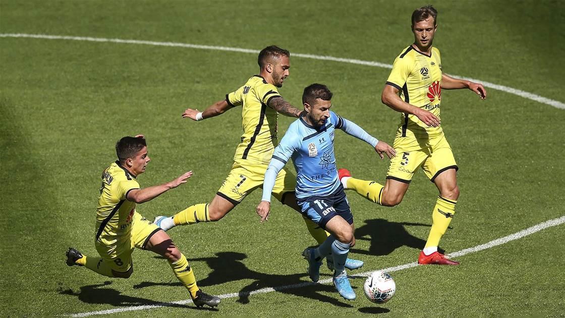 A-League releases revised fixture list