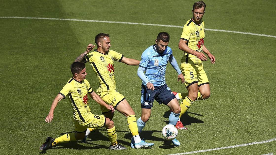 Own goal spares Sky Blue blushes