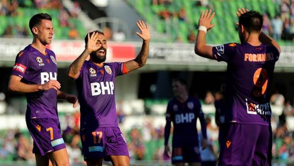 Glory have left wobbles behind: Popovic