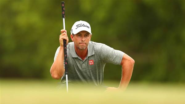 Scott ready to pounce again at WGC-Mexico