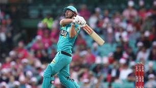 BBL Round-Up: Chris Lynn and Haris Rauf light up Sunday's action