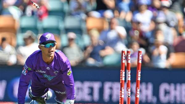 BBL Round-Up: Champions beat again as Strikers defy rain and the Scorchers