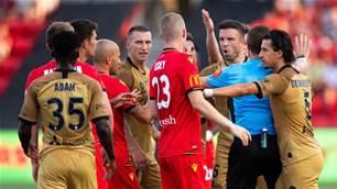 Adelaide United vs Western Sydney Wanderers Player Ratings