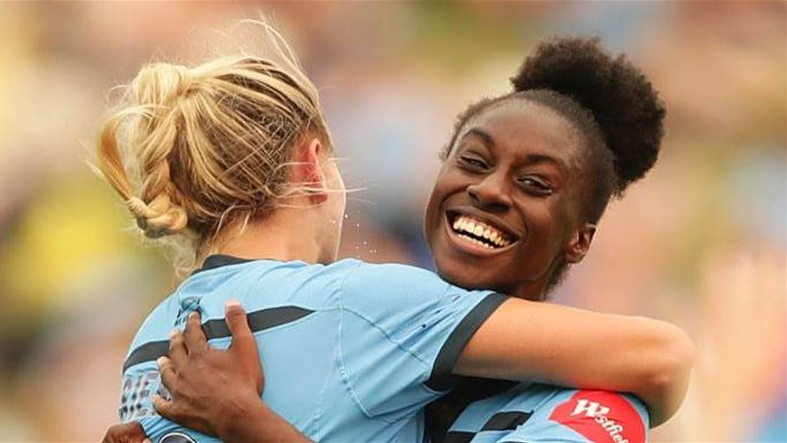 Your Best Opinions - W-League Round 7: 'The W-League goddess, Amy Jackson's thunderbastard and Socceroos who?'