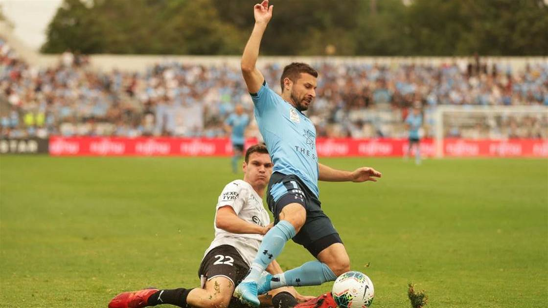 Barbarouses on Sydney's style: We suffocate, win it back, slow it down