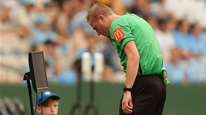 VAR set to return as A-League finals head to Bankwest Stadium