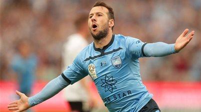Sydney's star striker set to sign for City Football Group's Mumbai City